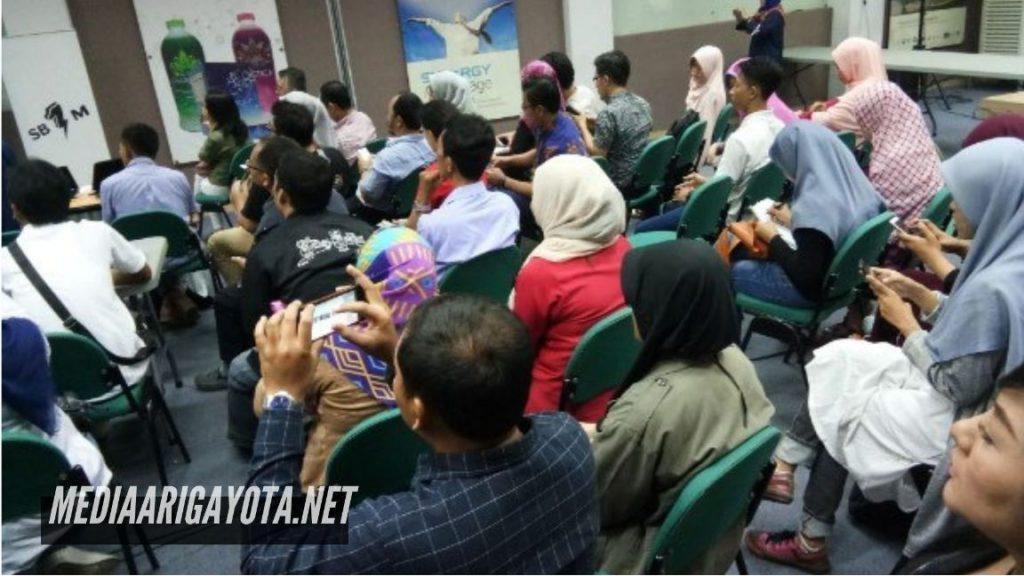 Sekolah Bisnis Online SB1M di Poris Gaga Tangerang