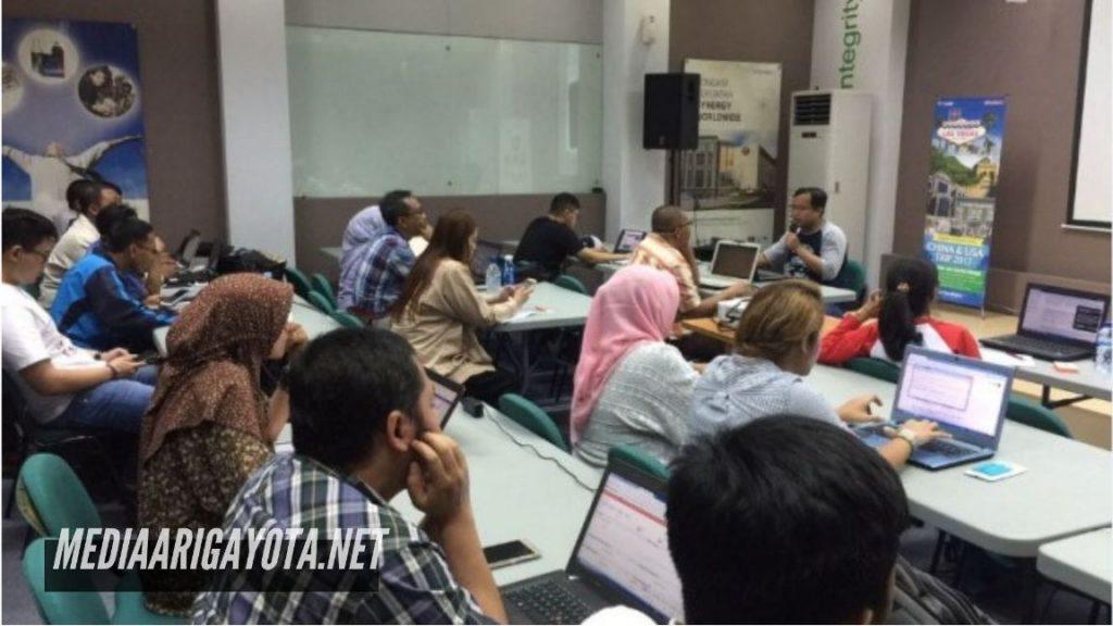 Kelas Belajar Bisnis Online SB1M di Bintaro Jakarta Selatan