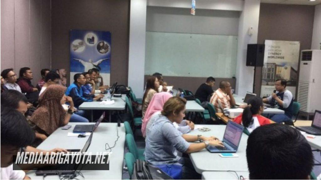 Kelas Belajar Bisnis Online SB1M di Agam
