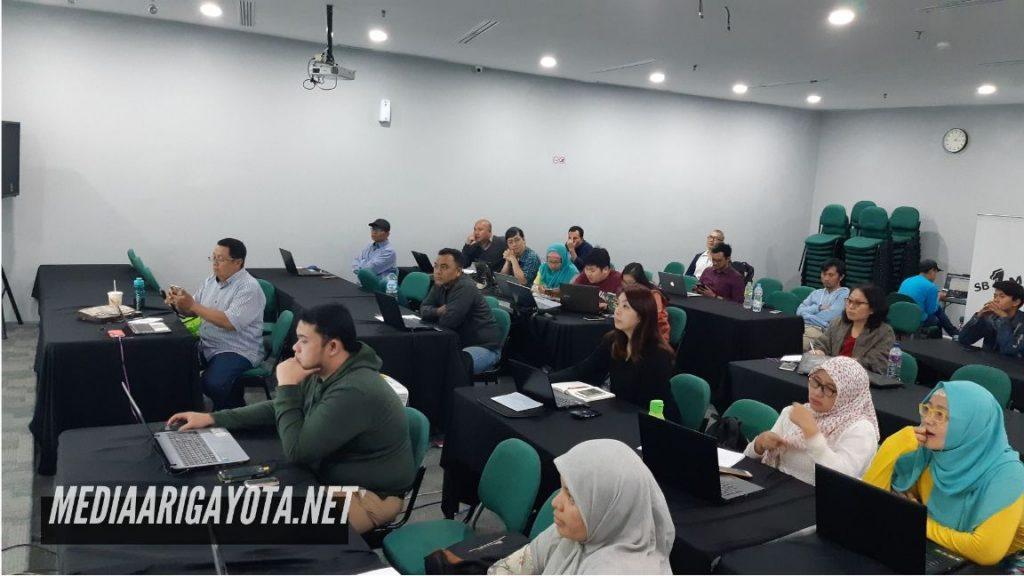 Kelas Bisnis Online SB1M di Cibeber 1 Bogor