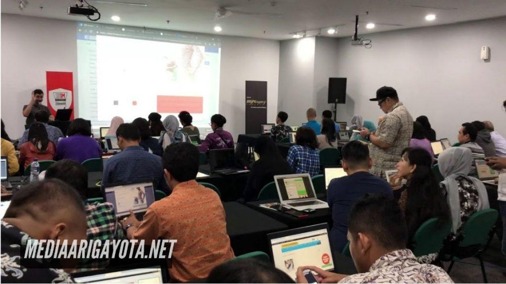 Kelas Belajar Bisnis Online SB1M di Bakti Jaya Tangerang Selatan