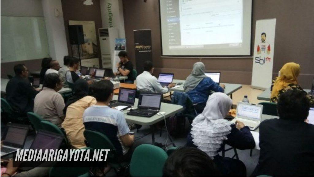 Pelatihan Bisnis Online SB1M di Warakas Jakarta Utara