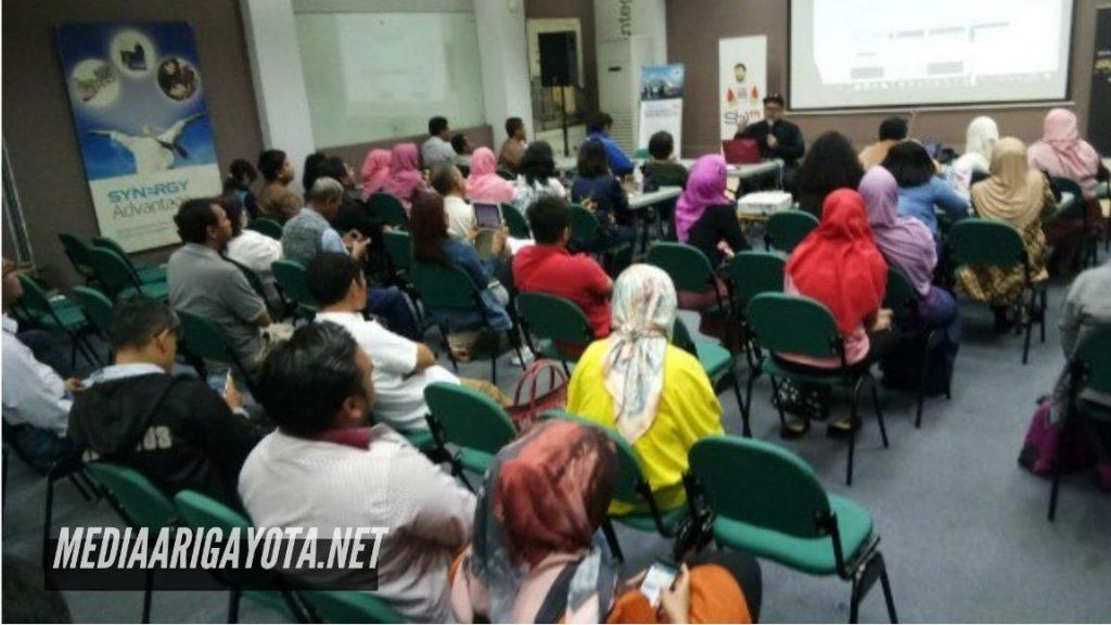 Pelatihan Bisnis Online SB1M di Agam