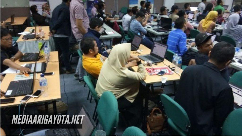 Kelas Bisnis Online SB1M di Landak