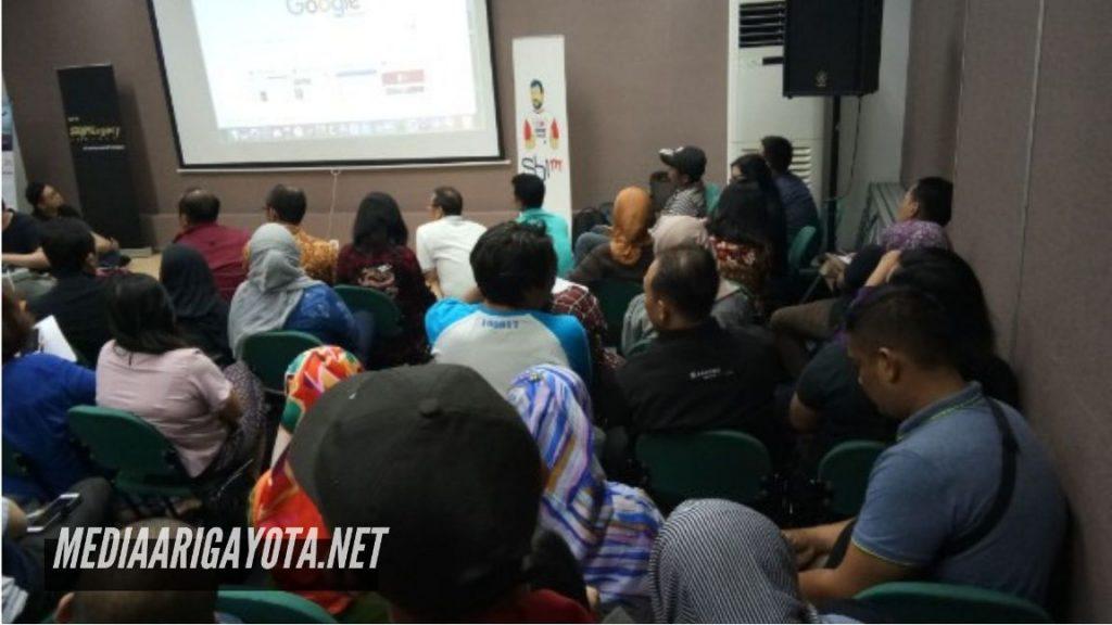 Pelatihan Bisnis Online SB1M di Parung Serab Tangerang