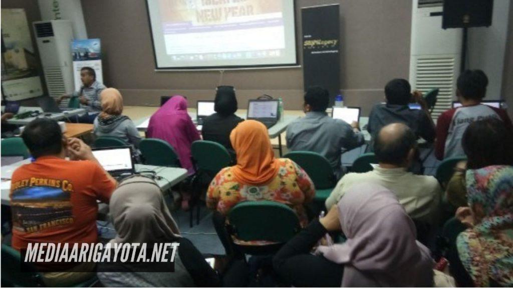 Pelatihan Bisnis Online SB1M di Pabuaran Tangerang
