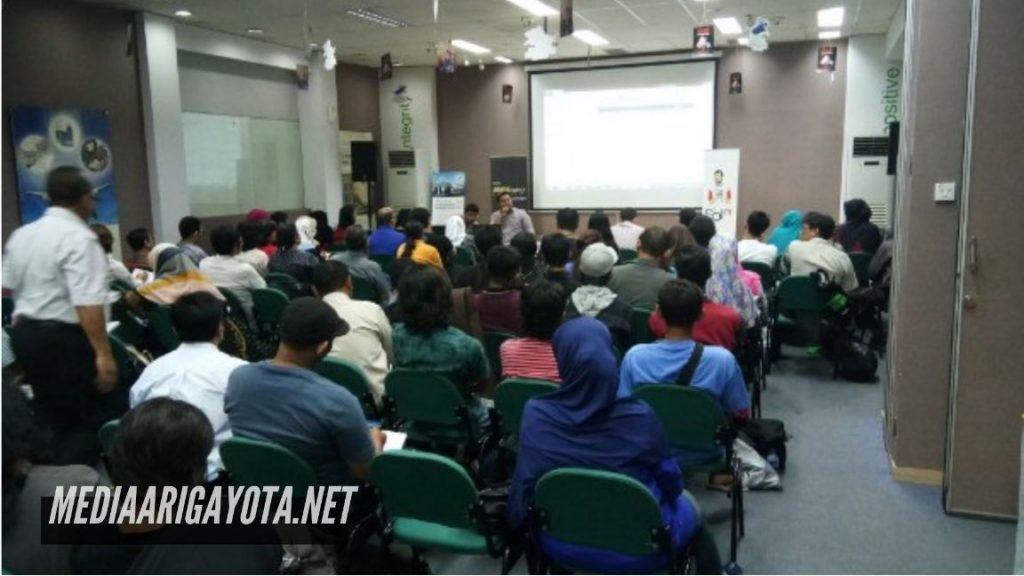 Pelatihan Bisnis Online SB1M di Palembang