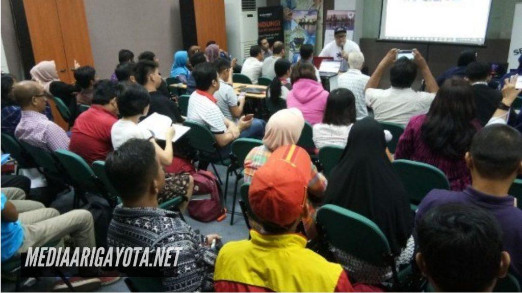 Kelas Belajar Bisnis Online SB1M di Sirnagalih Bogor