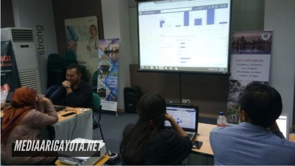 Pelatihan Bisnis Online SB1M di Kebon Besar Tangerang