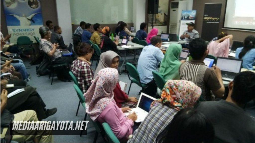 Pelatihan Bisnis Online SB1M di Kepulauan Selayar