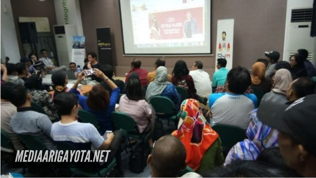 Pelatihan Bisnis Online SB1M di Lombok Timur
