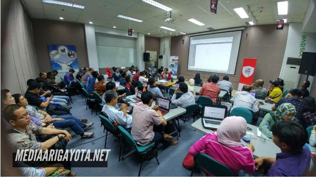 Kelas Bisnis Online SB1M di Banjar Wangi Bogor